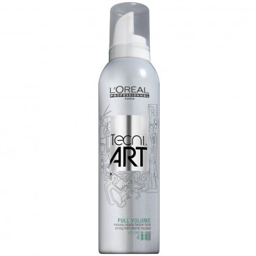 Full Volume Mousse 250ml Loreal