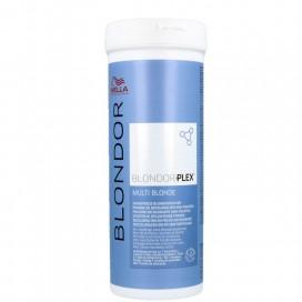 Decoloración Blondor Plex 400 Multi Blonde (Wella Blondor)