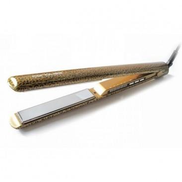 Plancha Corioliss C3 Gold Leopard + pack regalo
