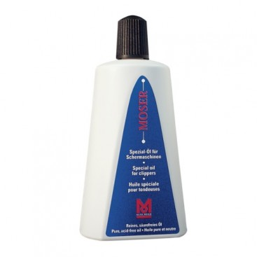 Aceite lubricante Moser 200ml