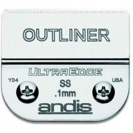 "Cuchillas Andis Ultraedge 0,1mm ""Outliner"""