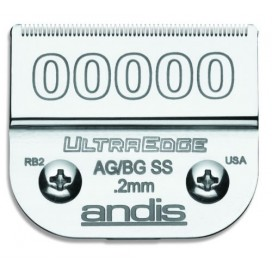 "Cuchillas Andis Ultraedge 0,2mm ""00000"""