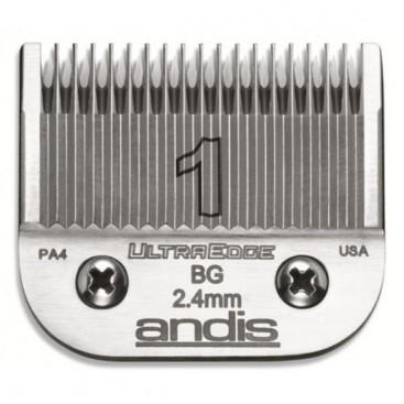 """Cuchillas Andis Ultraedge 2,4mm """"1"""""""