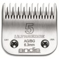 "Cuchillas Andis Ultraedge 6,3mm ""5"""