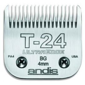"""Cuchillas Andis Ultraedge 4mm """"T24"""""""