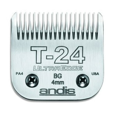 "Cuchillas Andis Ultraedge 4mm ""T24"""