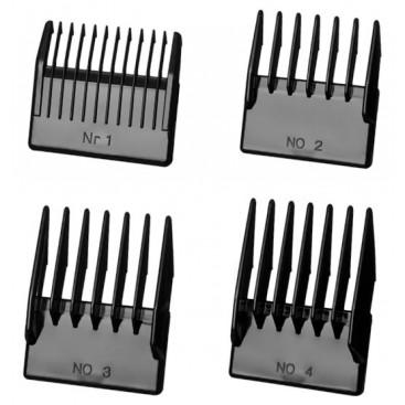 Peines separadores Famex (Pack 4u)