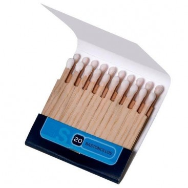Bastoncillos cortasangres para uso profesional (20u)