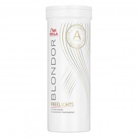 Decoloración Freelights Powder 800 (Wella Blondor)