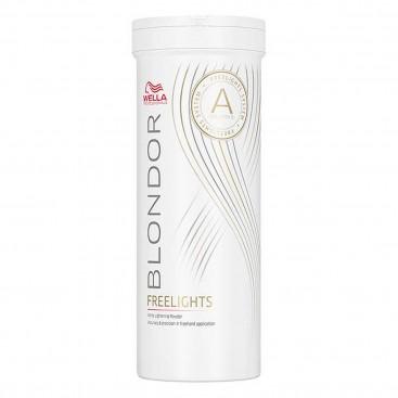 Decoloración Freelights Powder 800 (Wella Blondor)