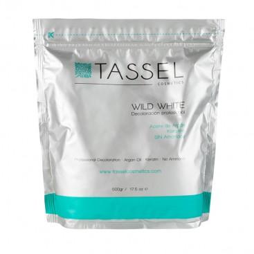 Decoloración Tassel Wild White 500g