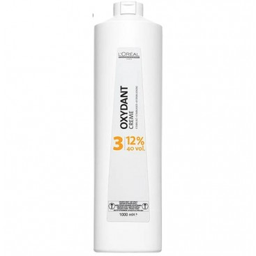 Oxigenada Crema 40vol Loreal 1000ml