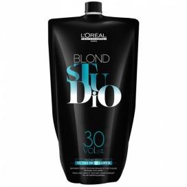 Revelador Blond Studio 30Vol Loreal 1000ml