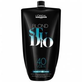Revelador Blond Studio 40Vol Loreal 1000ml