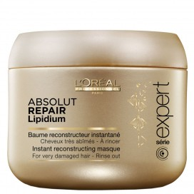 Mascarilla Absolut Repair Lipidium 200ml Loreal