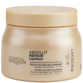 Mascarilla Absolut Repair Lipidium 500ml Loreal