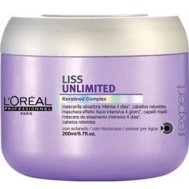 Mascarilla Liss Unlimited 200ml Loreal