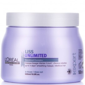 Mascarilla Liss Unlimited 500ml Loreal