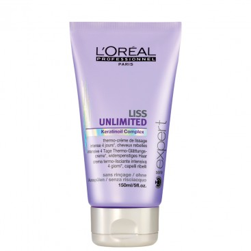 Tratamiento Liss Unlimited 150ml Loreal